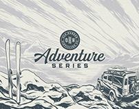 Old Harbor Adventure Series Brand & Packaging