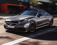 Mercedes C63S - CGi