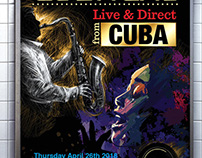 Cubache Night Party