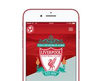 Liverpool App 2016