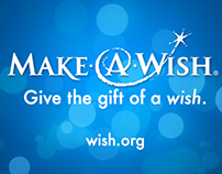 Make A Wish Foundation Branding Project