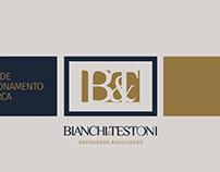 Brand Book Bianchi & Testoni Advogados Associados