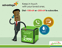 Safaricom Advantage+ (brand)