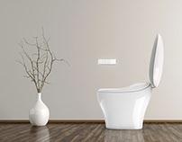 ULT 360/Ultrasonic Toilet
