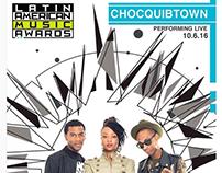 Contenido digital para Chocquibtown