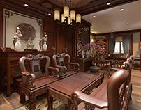 Classic Vietnam Style -  Apartment