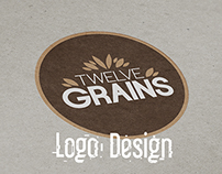 "Logo | Piekarnia ""Twelve Grains"""