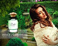 Cartel Publicidad: Dolce & Gabbana