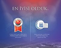 İspak Magazine Adv. Design