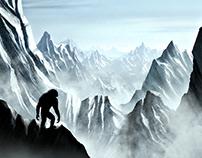 Yeti - illustration