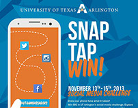 Homecoming 2014 Social Media Challenge