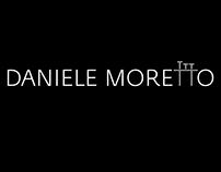 Daniele MorettoLogo e Sito Web