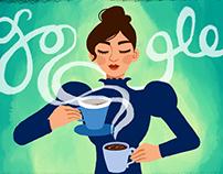 Melitta Bentz Google Doodle