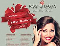 Anúncio Rosi Chagas Estética