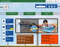 Texas Department of Transportation Intranet Portal