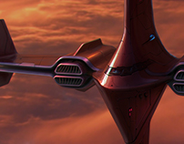 Cloud City Luxury Shuttle