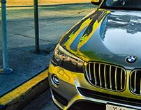 BMW X3 Downtown Los Angeles