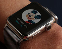 Disney Resorts Watch App