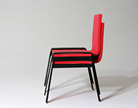 PLASTIK™ Stackable Chairs