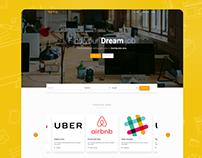 Startupjobs.asia new concept