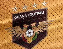 Rebranding for the Ghana Football Association