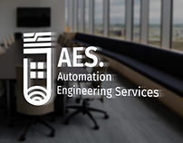 AES Group Branding