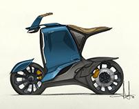E-BOY scooter