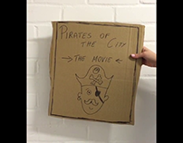 Service Design: Pirates of the City