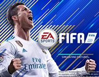 FIFA 2018 - UX/UI