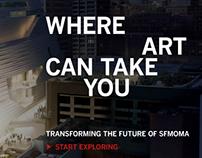SFMOMA's Launch Site