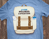 LI-COR Wellness Expedition T-Shirt