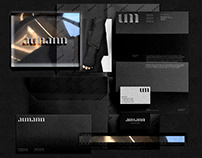 AUMANN fashion branding