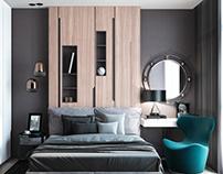 Guest bedroom. (2017)