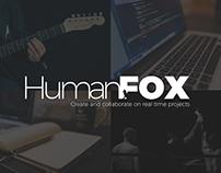 HumanFOX Brand Identity