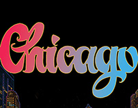 Chicago poster for ShowUSYourType