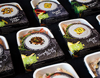 Crisp Meals packaging & social