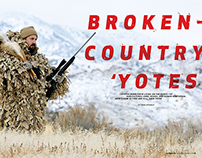 outdoor life: broken country yotes
