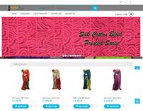 E-Commerce Portal apparels (kbsscrew.co)