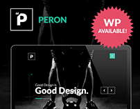Peron - Creative Multi-Purpose WordPress Theme