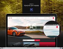 Toyota OFF-ROAD