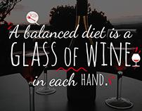 Rhone Valley Wines Social Media