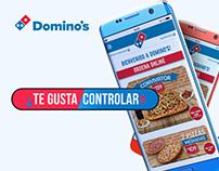 Domino's - Controladores