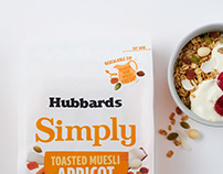 Hubbards Simply Toasted Muesli