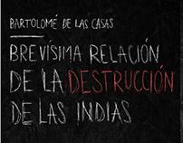 Book trailer / De la destruccion de las Indias