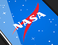 NASA // Logo Reductions for Screen Use