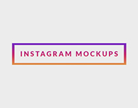 Mockups para Instagram