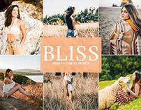 Free Bliss Mobile & Desktop Lightroom Presets