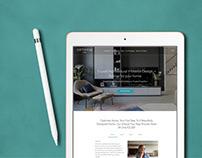 Optimise Home Website Design