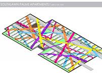 Southlawn Palms Apartment, Houston Texas