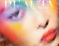 TRUE COLORS @HARPERS BAZAAR May